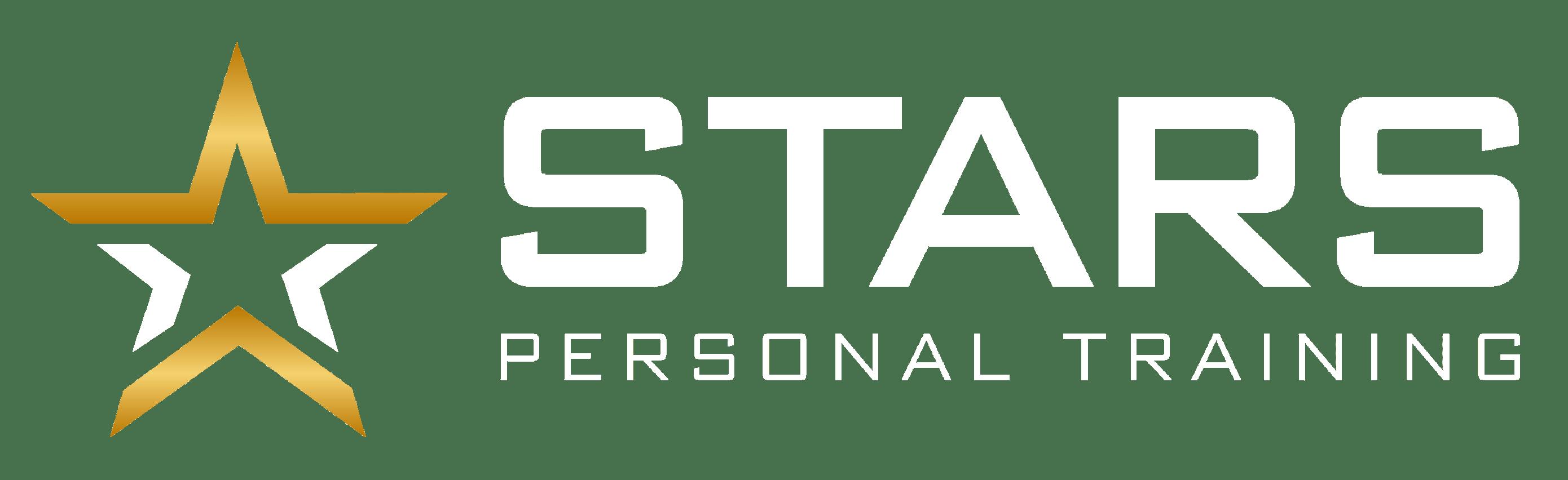 Stars Logo White