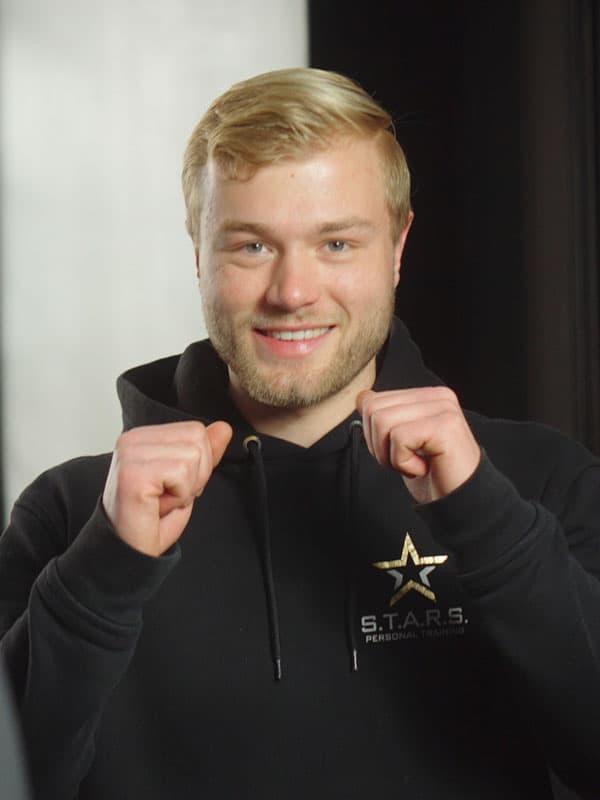 Niek Van Boeijen - S.t.a.r.s Groningen | Personal Trainer | Groningen - Haren - Zuidhorn