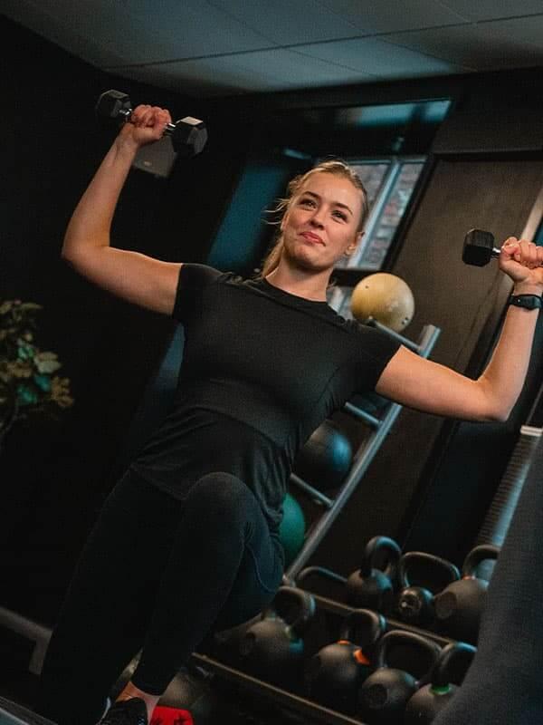 Vivian Van Weert - S.t.a.r.s Groningen | Personal Trainer | Groningen - Haren - Zuidhorn