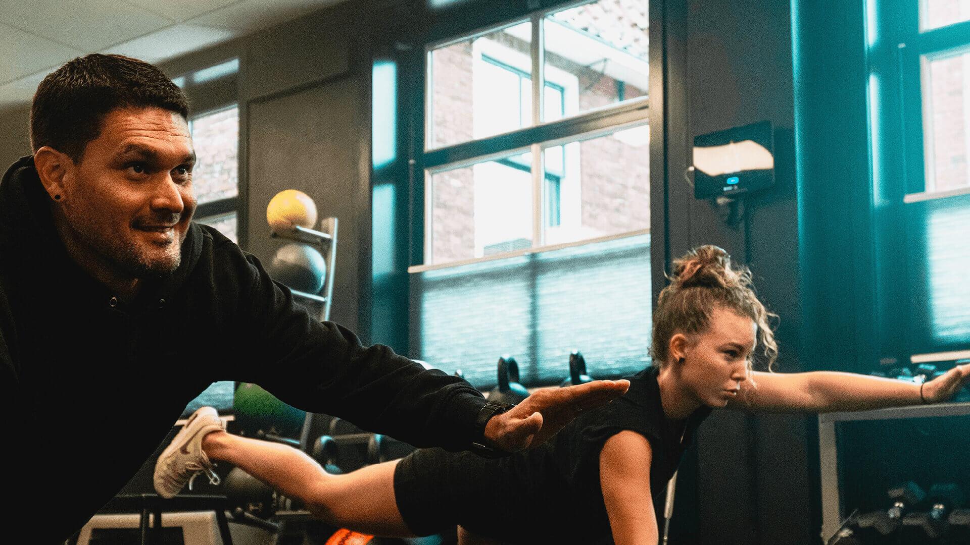Personal Training Duo Bij S.t.a.r.s Groningen | Personal Trainer | Groningen - Haren - Zuidhorn