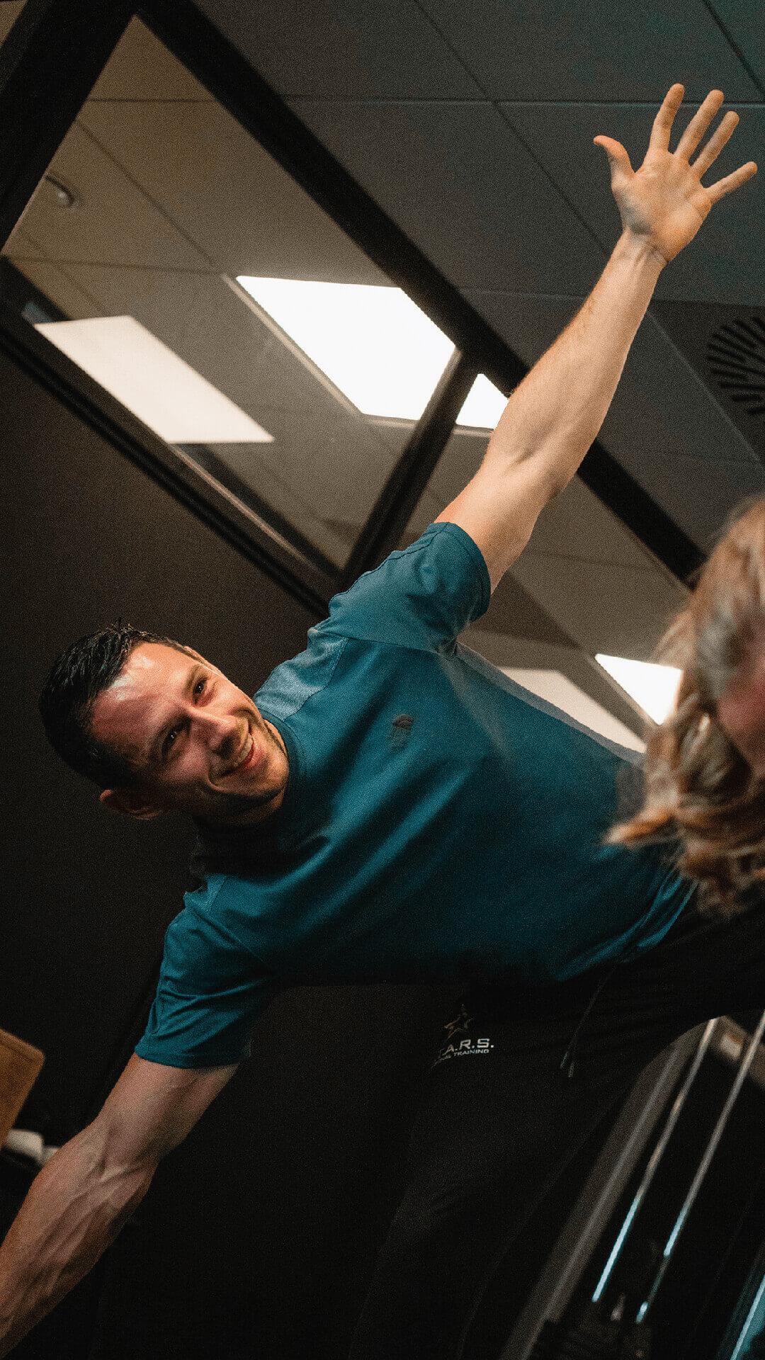 Yoga Training Bij S.t.a.r.s Groningen | Personal Trainer | Groningen - Haren - Zuidhorn